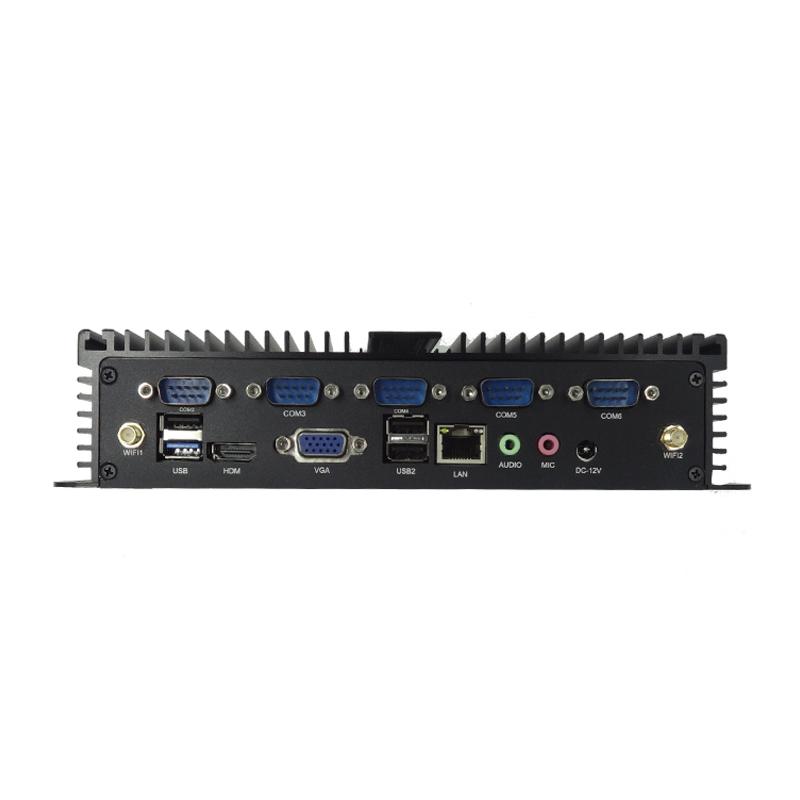 华普信EPC-300在快递行业中的应用