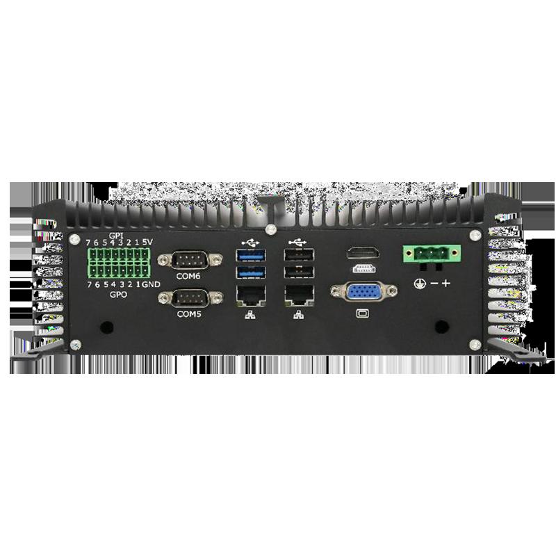 嵌入式无风扇工控机 EPC-310-19V2