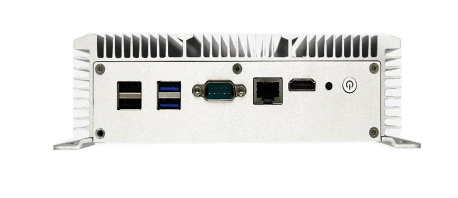 嵌入式无风扇工控机EPC-313-G6
